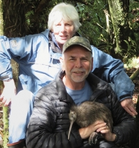 Ducks Unlimited Canada members Len and Pat Everett spent several months in New Zealand this year.